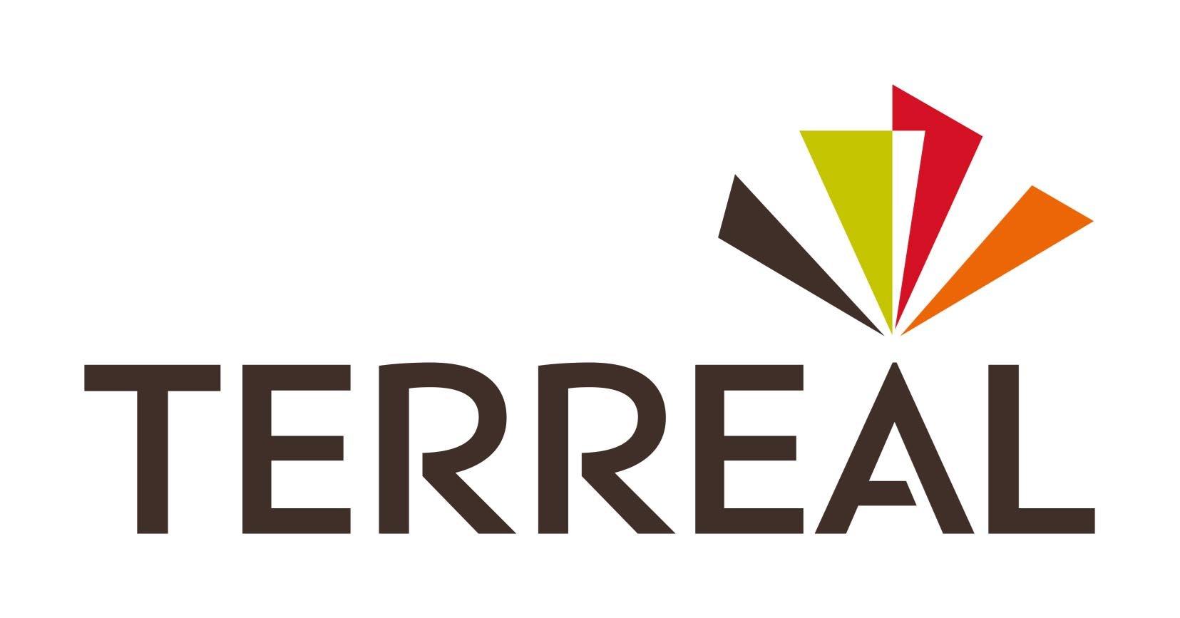 Logo terreal fond blanc - Matériaux de construction