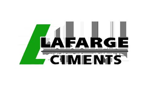 lafarge ciment logo - Matériaux de construction